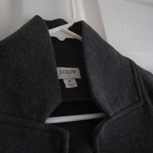 J.Crew Factory Open Front Sweater Blazer - M